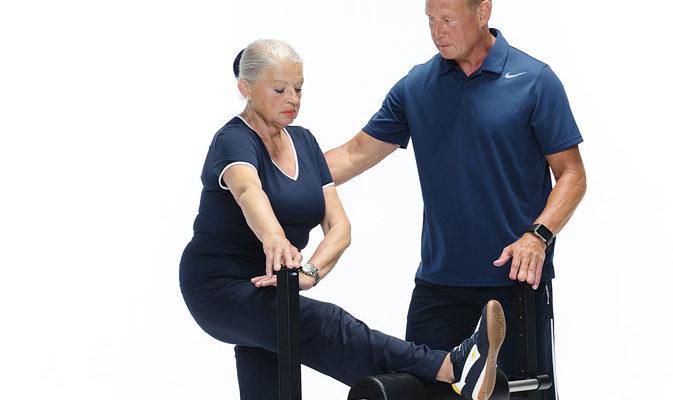Fitness- und Bewegungs-Training